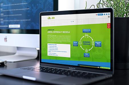 Junta, Entrega y ReciclaJunta, Entrega y Recicla |