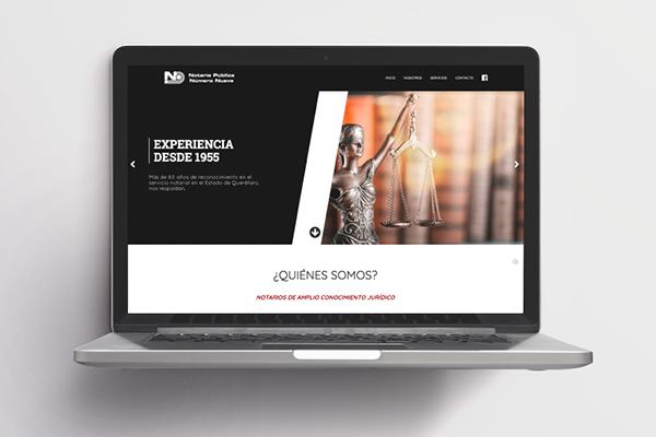 Páginas Web Querétaro